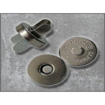 Magnetverschluss 4-tlg. ø 15 mm