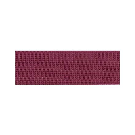 Gurtenband 40mm bordeaux
