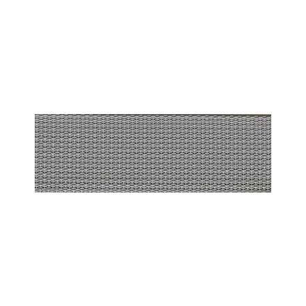 Gurtenband 40mm hellgrau