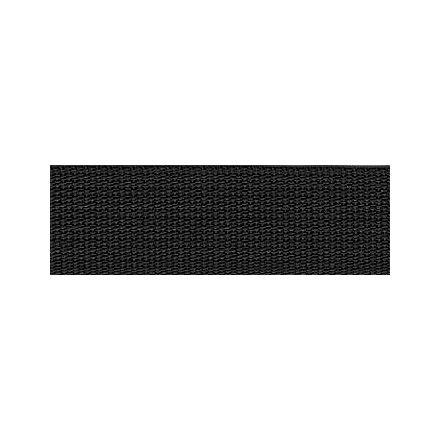 Gurtenband 40mm schwarz
