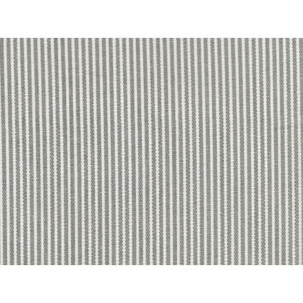 Au Maison Stripe Wachstuch Grey