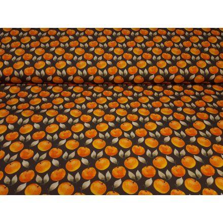 Autumn Mandi dunkelbraun/orange