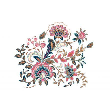 Bügelbild Flowers