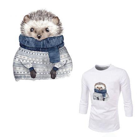 Lieferumfang: 1 Bügelbild,  ca. 20 breit und 25cm  hoch  Produktbeschreibung: bedruckte Bügelfolie, das perfekte etwas für deine Shirts, Pullover usw.