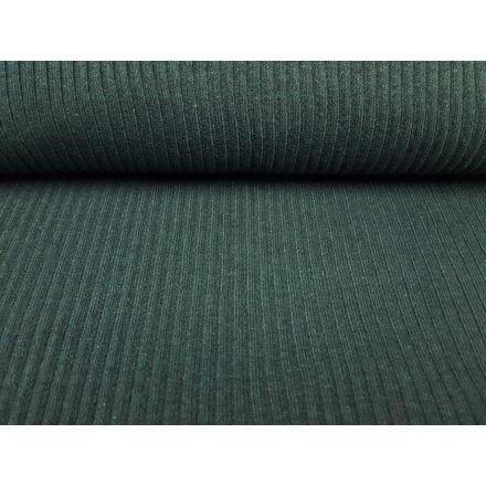 Bündchen heavy ripp tannengrün