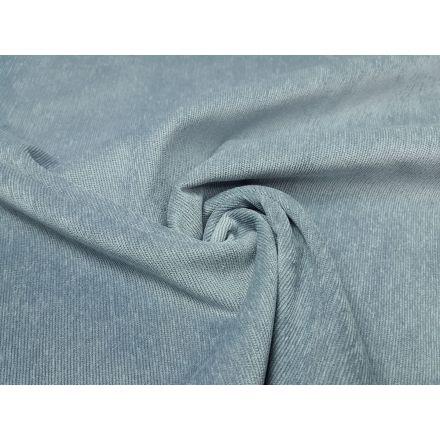 Babycord grau/blau
