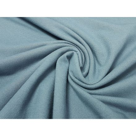 Baumwolljersey Jeansoptik graublau