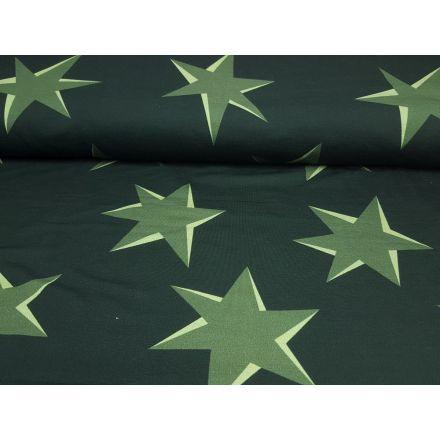 Big Pattern dunkelgrün/oliv