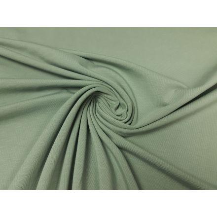 Bio-Baumwolljersey dusty mint