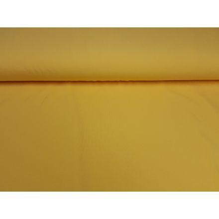 Bio-Baumwollwebware gelb