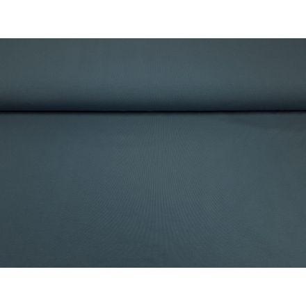 Bio-Baumwollwebware blaugrau