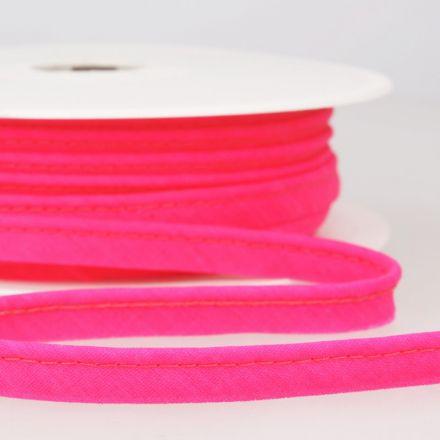 feine Paspel neon pink