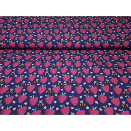 Fresh Fruits Cotton 2 violett/magenta