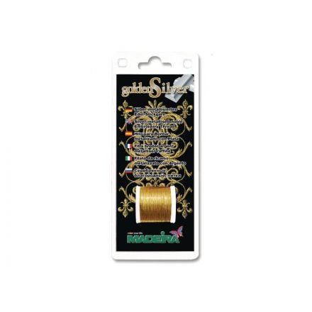 Näh- und Stickgarn Madeira GoldenSilver Gold