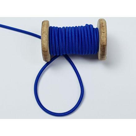 Gummikordel ø 3 mm royalblau