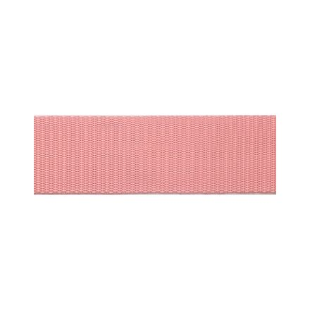 Gurtenband 40mm rosa