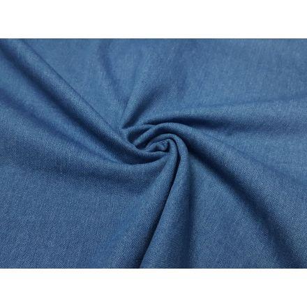 Jeans Enzym gewaschen jeansblau