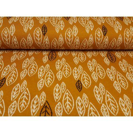 Jills Leaves orange/beige