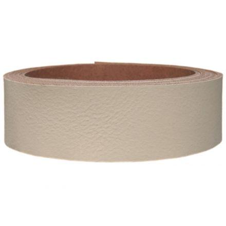 Lederriemen Pull UP 2,5 cm breit creme