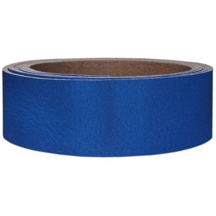 Lederriemen Pull UP 2,5 cm breit königsblau