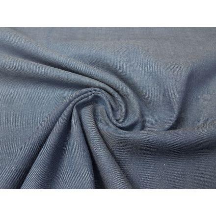 Leinen/Baumwolle helles jeansblau