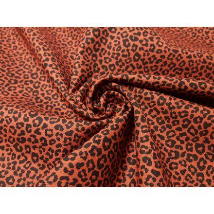 Leopard rost/schwarz