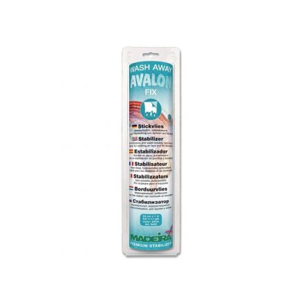Madeira Avalon Film- Wash Aways (0,30 m x 10 m)
