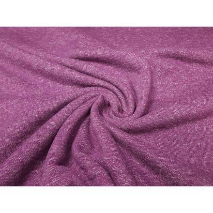 Melange Jogging violett melange