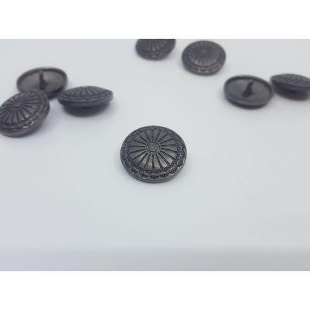 Metallknöpfe geschwärzt 22mm