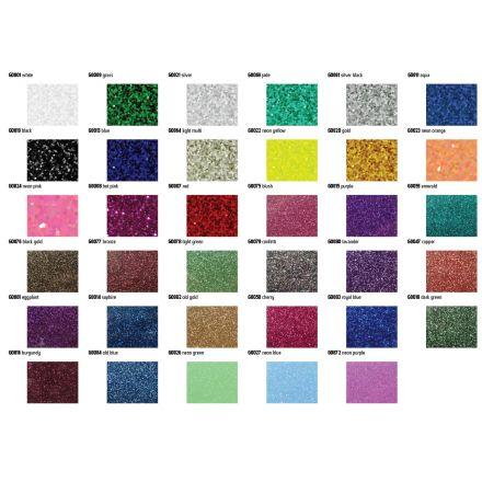 Moda Glitter 2 Farbkarte