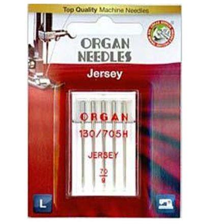 Organ 130/705 H Jersey 5x 070 Nähmaschinennadel