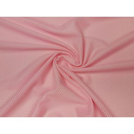 Netzstoff rosa