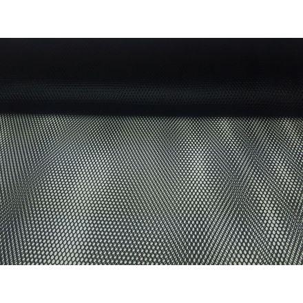 Netzstoff schwarz