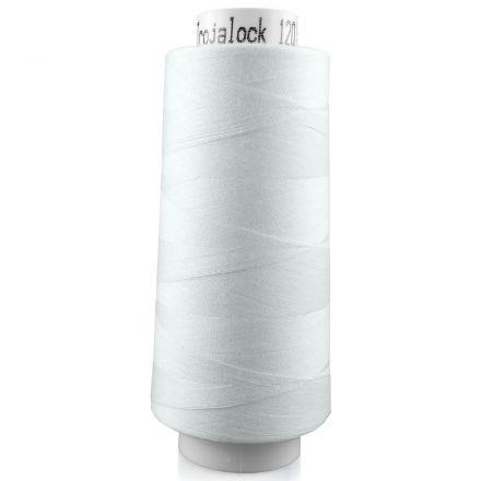 Overlockfaden/kone Trojalock 120 weiss