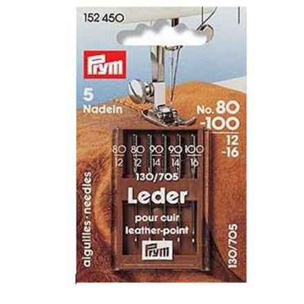 Nähmaschinennadel Leder 80-100