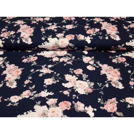 Rosen dunkelblau/rose