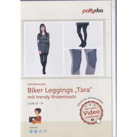 Schnittmuster Biker Leggings Tara