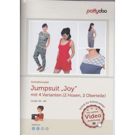 Schnittmuster Jumpsuit Joy