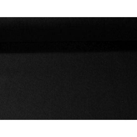 Stickfilz 1,5mm schwarz