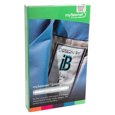 Sticksoftware mySewnet™ Embroidery Silver 2021