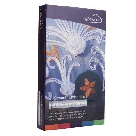 Pfaff Premier+2 Ultra Full Embroidery Software