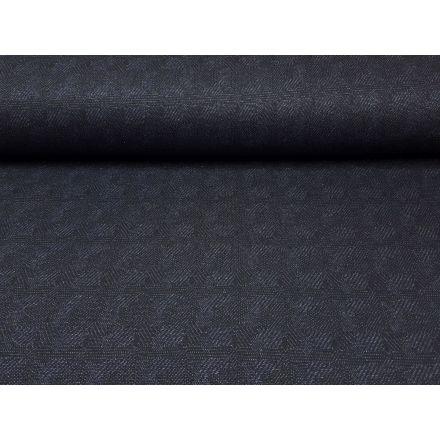 Tadeo dunkelblau/schwarz