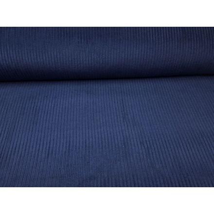 Trend Cord dunkelblau