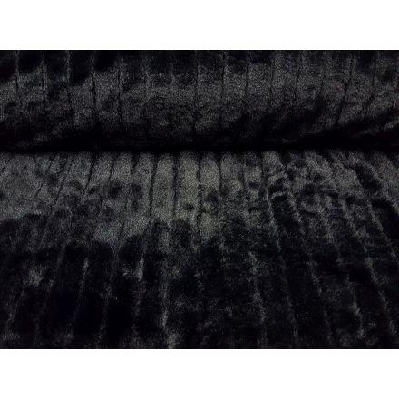 Webpelz schwarz