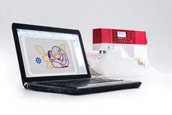 Pfaff Creative 1.5 GRATIS: Embroidery Intro PC Software