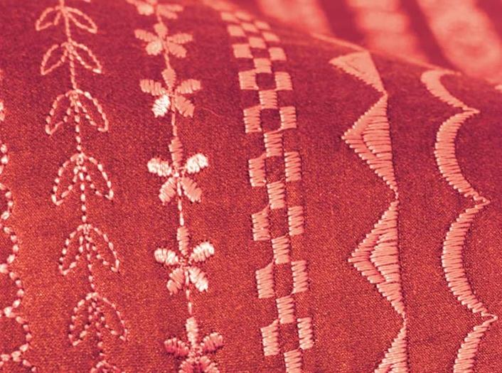 PFAFF creative 3.0 Grosse Auswahl an wunderschönen 9 mm Stichen